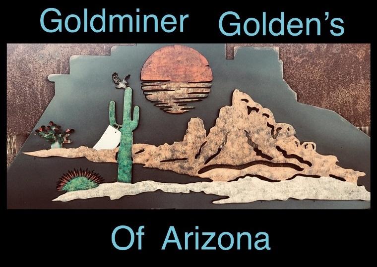 Goldminer Goldens Arizona